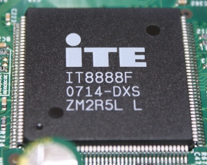 P4SCA ISA-PCI Bridge